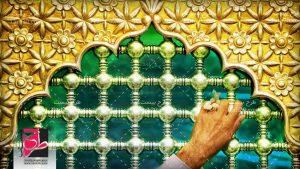 تصویر ضریح امام حسین