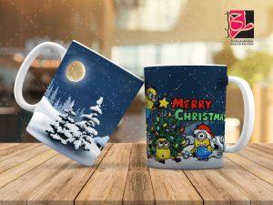 ماگ کریسمس