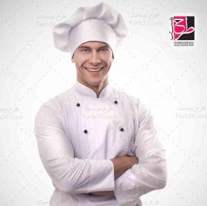 عکس آشپز