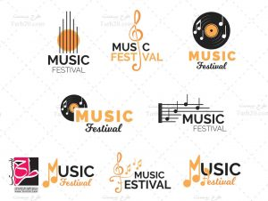 طرح وکتور موسیقی