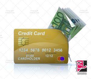 تصویر کارت بانکی