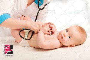 عکس استوک پزشک کودکان