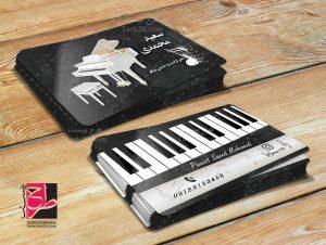 کارت آموزش پیانو