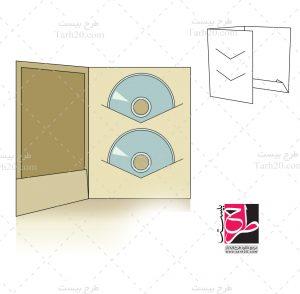 دایکات جعبه سی دی