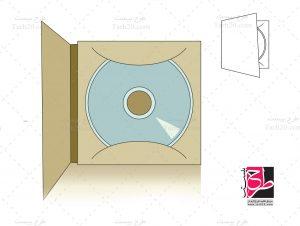 دایکات بسته بندی DVD