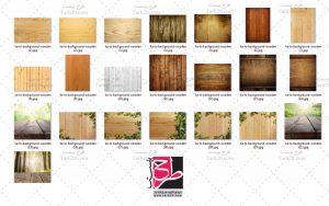 تصاویر چوب