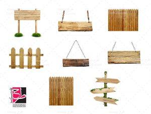 تصاویر حصار چوبی