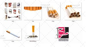 تصاویر سیگار
