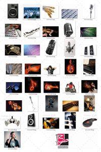 تصاویر موسیقی
