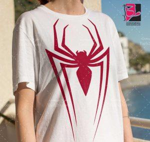 تیشرت مرد عنکبوتی