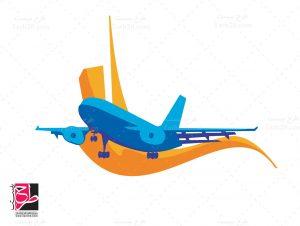 وکتور هواپیمایی