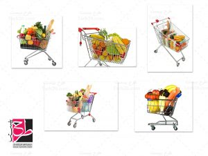 تصاویر سبد خرید